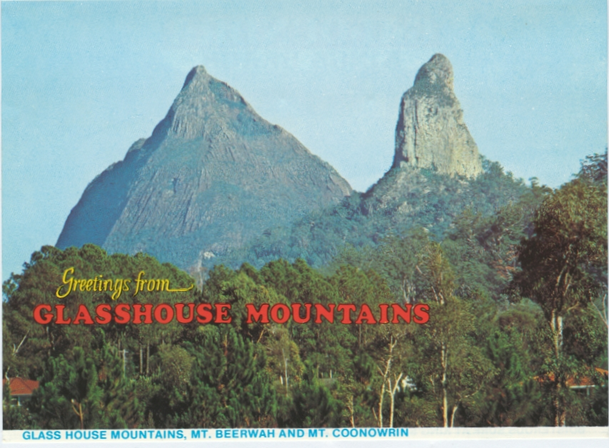 Glass House Mountains | Queensland Places