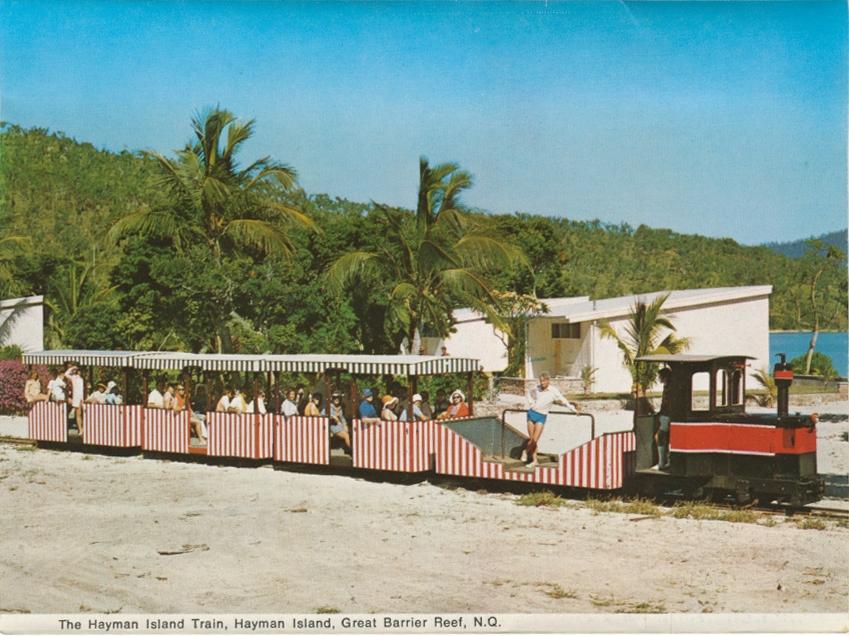 Postcard Folder Queensland Places