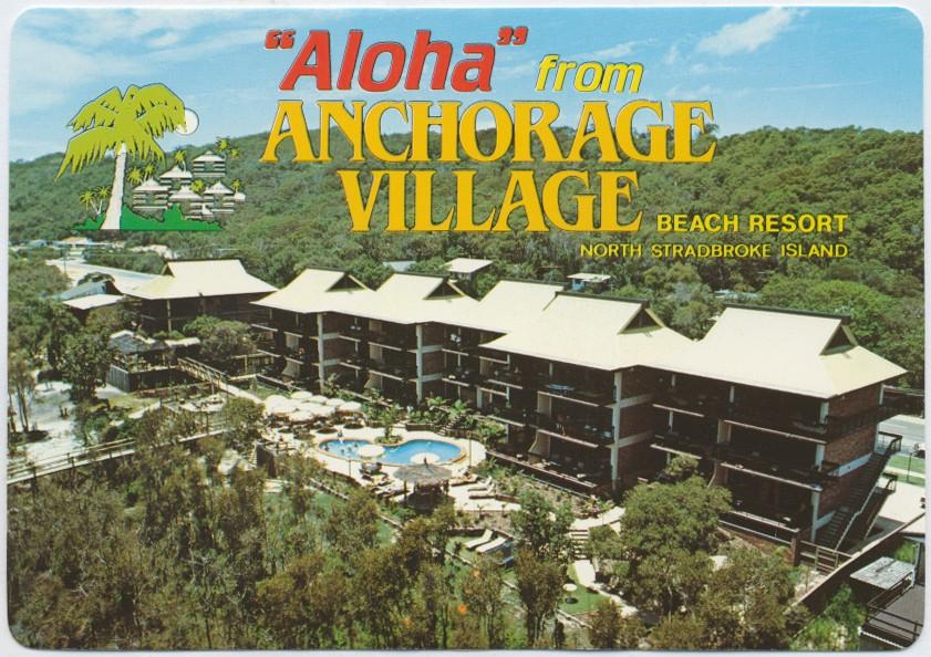 Anchorage Village Stradbroke Island