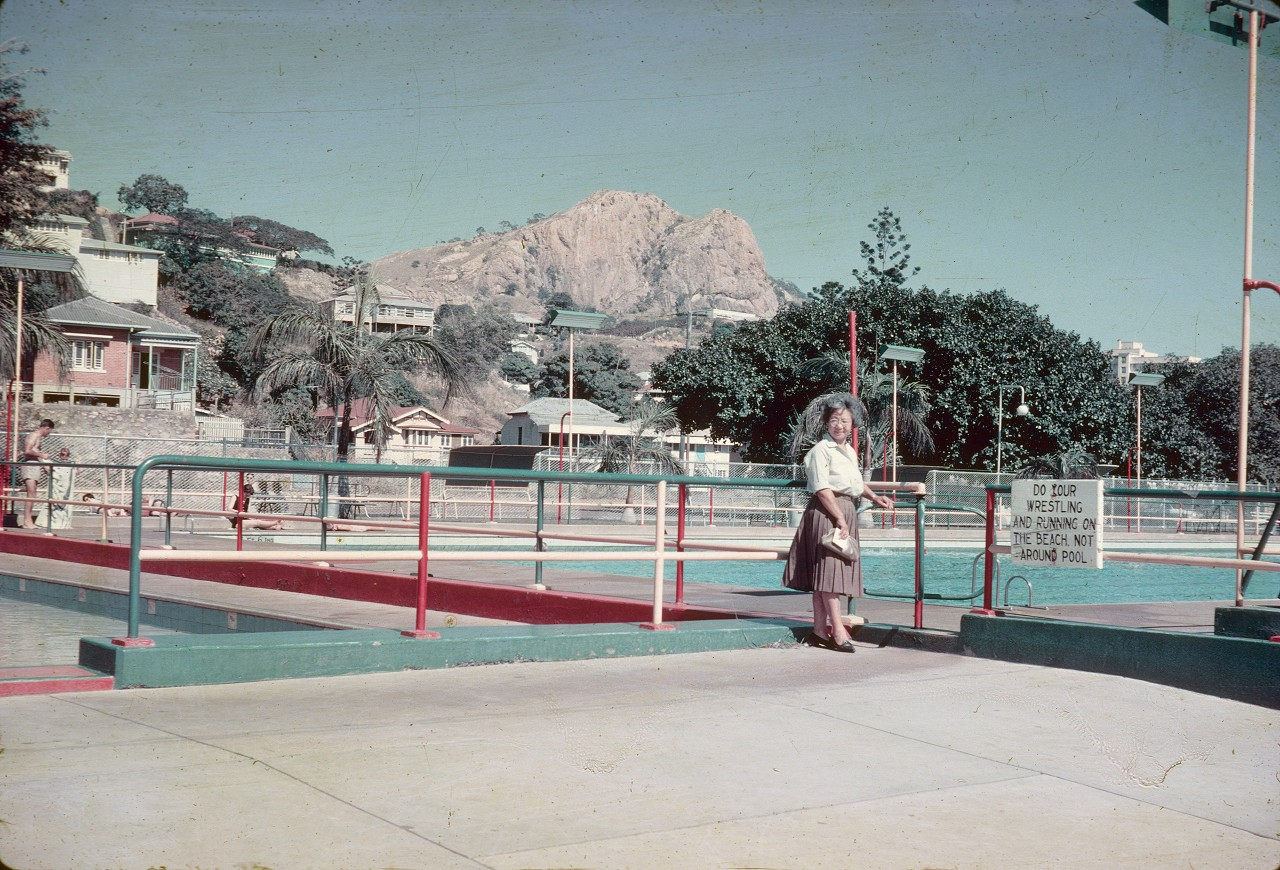 Townsville queensland places - University of queensland swimming pool ...