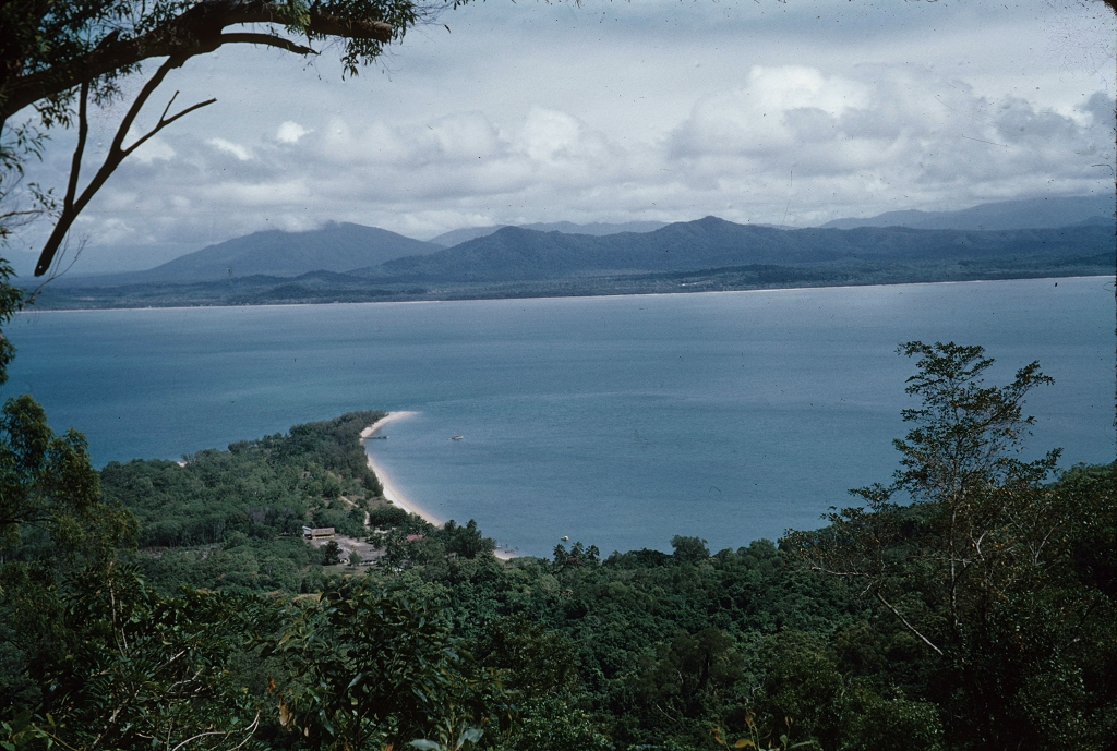 Dunk Island Holidays: Dunk Island, Brammo Bay And Spit. The Resort Is Now Much
