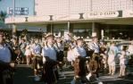 "<span class=""caption-caption"">Scots band in Rising Sun procession, Townsville</span>, 1967. <br />Slide, collection of <span class=""caption-contributor"">Lynne Clancy</span>."