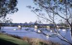"<span class=""caption-caption"">Fitzroy Bridge, Rockhampton</span>, 1965. <br />Slide, collection of <span class=""caption-contributor"">Lynne Cain</span>."