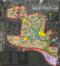 "<span class=""caption-caption"">Forest Lake Masterplan</span>, 1995. <br />Digital image, collection of <span class=""caption-contributor"">Delfin Lend Lease Ltd</span>."