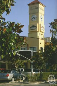 "<span class=""caption-caption"">Forest Lake Village shopping centre</span>, 2007. <br />Digital image, collection of <span class=""caption-contributor"">Delfin Lend Lease Ltd</span>."