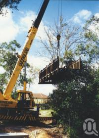 "<span class=""caption-caption"">Landscaping project, Forest Lake</span>, 1999. <br />Digital image, collection of <span class=""caption-contributor"">Delfin Lend Lease Ltd</span>."