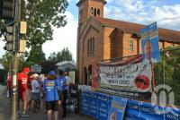"<span class=""caption-caption"">Polling booth at St Finbarr's Ashgrove just before the vote closed. Premier Campbell Newman, who won the seat in 2012 for the first time, lost to Labor candidate Kate Jones at the 31 January 2015 election</span>. <br />Digital image."