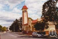 "<span class=""caption-caption"">Sandgate Town Hall</span>, 2003. <br />Photograph, collection of <span class=""caption-contributor"">John Young</span>."