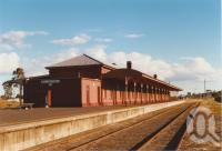 "<span class=""caption-caption"">Wallangarra Railway Station</span>, 2003. <br />Photograph, collection of <span class=""caption-contributor"">John Young</span>."