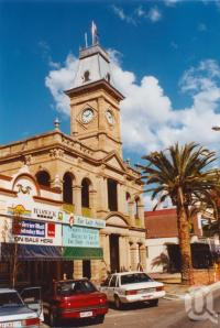 "<span class=""caption-caption"">Warwick Town Hall</span>, 2003. <br />Photograph, collection of <span class=""caption-contributor"">John Young</span>."