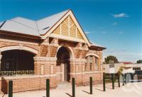 "<span class=""caption-caption"">Toombul shire office, Sandgate Road, Nundah</span>, 2003. <br />Photograph, collection of <span class=""caption-contributor"">John Young</span>."