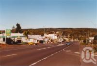 "<span class=""caption-caption"">Yarraman main street</span>, 2003. <br />Photograph, collection of <span class=""caption-contributor"">John Young</span>."