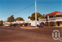 "<span class=""caption-caption"">Blackbutt main street</span>, 2003. <br />Photograph, collection of <span class=""caption-contributor"">John Young</span>."