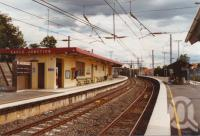 """<span class=""""caption-caption"""">Eagle Junction railway station</span>, 2003. <br />Photograph, collection of <span class=""""caption-contributor"""">John Young</span>."""