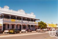 "<span class=""caption-caption"">Hotel Cecil (built 1911), Wondai</span>, 2003. <br />Photograph, collection of <span class=""caption-contributor"">John Young</span>."