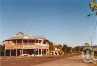 "<span class=""caption-caption"">Kilkivan Hotel Motel</span>, 2003. <br />Photograph, collection of <span class=""caption-contributor"">John Young</span>."