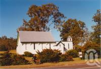 "<span class=""caption-caption"">Church of England, Kilkivan</span>, 2003. <br />Photograph, collection of <span class=""caption-contributor"">John Young</span>."