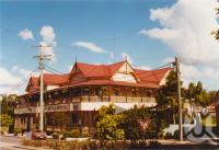"<span class=""caption-caption"">Pomona Hotel</span>, 2003. <br />Photograph, collection of <span class=""caption-contributor"">John Young</span>."