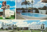 "<span class=""caption-caption"">Motel Ingham, Townsville Road Ingham</span>, c1980. <br />Postcard by <span class=""caption-publisher"">GK Bolton</span>, collection of <span class=""caption-contributor"">Centre for the Government of Queensland</span>."