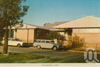"<span class=""caption-caption"">The Blackall Club</span>, c1964. <br />Postcard folder by <span class=""caption-publisher"">Sydney G Hughes Pty Ltd</span>, collection of <span class=""caption-contributor"">Centre for the Government of Queensland</span>."
