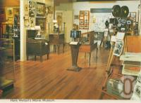 "<span class=""caption-caption"">Hans Wetzel's Movie Museum, Buderim</span>, c1970. <br />Postcard folder by <span class=""caption-publisher"">Bernard Kuskopf</span>, collection of <span class=""caption-contributor"">Centre for the Government of Queensland</span>."
