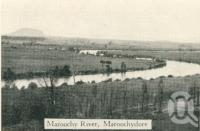 "<span class=""caption-caption"">Maroochy River, Maroochydore</span>, c1930. <br />Postcard folder by <span class=""caption-publisher"">Unknown Publisher</span>, collection of <span class=""caption-contributor"">Centre for the Government of Queensland</span>."