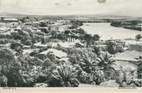 "<span class=""caption-caption"">Innisfail</span>, c1960. <br />Postcard folder by <span class=""caption-publisher"">Frank Hurley</span>, collection of <span class=""caption-contributor"">Centre for the Government of Queensland</span>."