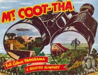 "<span class=""caption-caption"">Mt Coot-tha, full colour panorama & selected glimpses, Brisbane</span>, c1956. <br />Postcard folder by <span class=""caption-publisher"">Murray Views Pty Ltd</span>, collection of <span class=""caption-contributor"">Centre for the Government of Queensland</span>."