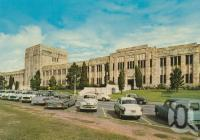 "<span class=""caption-caption"">Queensland University, St Lucia, Brisbane</span>, c1959. <br />Postcard by <span class=""caption-publisher"">John Engelander & Co Pty Ltd</span>, collection of <span class=""caption-contributor"">John Young</span>."