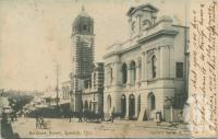 "<span class=""caption-caption"">Brisbane Street, Ipswich</span>, c1905. <br />Postcard by <span class=""caption-publisher"">Unknown Publisher</span>, collection of <span class=""caption-contributor"">John Young</span>."