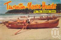 "<span class=""caption-caption"">Tewantin-Noosa Heads</span>, c1959. <br />Postcard folder by <span class=""caption-publisher"">Murray Views Pty Ltd</span>, collection of <span class=""caption-contributor"">Centre for the Government of Queensland</span>."