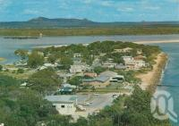 "<span class=""caption-caption"">Noosa Heads</span>, c1962. <br />Postcard by <span class=""caption-publisher"">Bernard Kuskopf</span>, collection of <span class=""caption-contributor"">Centre for the Government of Queensland</span>."