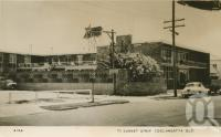 "<span class=""caption-caption"">77 Sunset Strip Coolangatta</span>, c1958. <br />Postcard by <span class=""caption-publisher"">Genuine Photograph</span>, collection of <span class=""caption-contributor"">Centre for the Government of Queensland</span>."