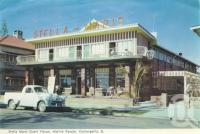 "<span class=""caption-caption"">Stella Maris Guest House, Marine Parade, Coolangatta</span>, 1962. <br />Postcard folder by <span class=""caption-publisher"">Murray Views Pty Ltd</span>, collection of <span class=""caption-contributor"">Centre for the Government of Queensland</span>."