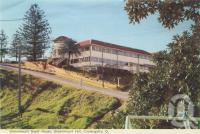 "<span class=""caption-caption"">Greenmount Guest House, Greenmount Hill, Coolangatta</span>, 1962. <br />Postcard folder by <span class=""caption-publisher"">Murray Views Pty Ltd</span>, collection of <span class=""caption-contributor"">Centre for the Government of Queensland</span>."