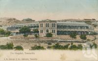 "<span class=""caption-caption"">The Hospital, Townsville</span>, c1910. <br />Postcard by <span class=""caption-publisher"">DW Hastings & Co</span>, collection of <span class=""caption-contributor"">Centre for the Government of Queensland</span>."