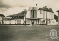 "<span class=""caption-caption"">Olympia Theatre, Townsville</span>, c1928. <br />Postcard by <span class=""caption-publisher"">Unknown Publisher</span>, collection of <span class=""caption-contributor"">Centre for the Government of Queensland</span>."