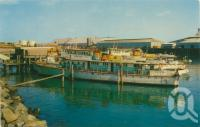 "<span class=""caption-caption"">The Roylens at Mackay Harbour, Mackay</span>, c1962. <br />Postcard by <span class=""caption-publisher"">Murray Views Pty Ltd</span>, collection of <span class=""caption-contributor"">Centre for the Government of Queensland</span>."