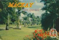 "<span class=""caption-caption"">Mackay</span>, c1960. <br />Postcard folder by <span class=""caption-publisher"">Sydney G Hughes Pty Ltd</span>, collection of <span class=""caption-contributor"">Centre for the Government of Queensland</span>."