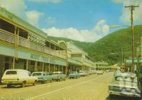 "<span class=""caption-caption"">Mount Tyson Hotel, Tully</span>, c1966. <br />Postcard by <span class=""caption-publisher"">Unknown Publisher</span>, collection of <span class=""caption-contributor"">Centre for the Government of Queensland</span>."