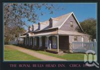 "<span class=""caption-caption"">The Royal Bull's Head Inn, Drayton</span>, 1995. <br />Postcard by <span class=""caption-publisher"">ICP</span>, collection of <span class=""caption-contributor"">Centre for the Government of Queensland</span>."