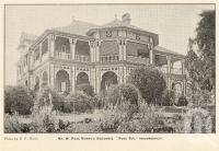 "<span class=""caption-caption"">Mr W. Ross Munro's residence, 'Ross Roy', Indooroopilly</span>. <br />From <span class=""caption-book"">The History of Queensland</span>, <span class=""caption-publisher"">States Publishing Company</span>, 1919, collection of <span class=""caption-contributor"">Fryer Library, UQ</span>."