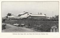 "<span class=""caption-caption"">Inkerman Raw Sugar Mill, near Home Hill</span>. <br />From <span class=""caption-book"">Whitsunday Passage Queensland</span>, <span class=""caption-publisher"">Queensland Government Intelligence and Tourist Bureau</span>, 1915, collection of <span class=""caption-contributor"">Fryer Library, UQ</span>."