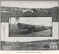 "<span class=""caption-caption"">The town of Atherton</span>. <br />From <span class=""caption-book"">North Queensland, Australia</span>, <span class=""caption-publisher"">Queensland Government Intelligence and Tourist Bureau</span>, 1908, collection of <span class=""caption-contributor"">Fryer Library, UQ</span>."