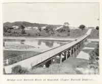 "<span class=""caption-caption"">Bridge over Burnett River at Gayndah (Upper Burnett District)</span>. <br />From <span class=""caption-book"">The Upper Burnett and Callide Valley Districts</span>, <span class=""caption-publisher"">Queensland Government Intelligence and Tourist Bureau</span>, 1923, collection of <span class=""caption-contributor"">Fryer Library, UQ</span>."