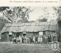 "<span class=""caption-caption"">The Pimpama school</span>. <br />From <span class=""caption-book"">Gold Coast: The story of the Gold Coast of Queensland and Hinterland</span>, 1958, collection of <span class=""caption-contributor"">John Young</span>."