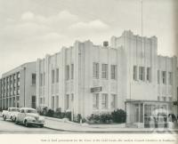 "<span class=""caption-caption"">Seat of local government for the Town of the Gold Coast</span>. <br />From <span class=""caption-book"">Gold Coast: The story of the Gold Coast of Queensland and Hinterland</span>, 1958, collection of <span class=""caption-contributor"">John Young</span>."