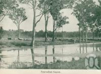 "<span class=""caption-caption"">Tamrookum Lagoon</span>, c1925. <br />Booklet, collection of <span class=""caption-contributor"">John Young</span>."