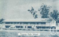 "<span class=""caption-caption"">Tinaroo Fall school</span>, 1958. <br />Brochure, collection of <span class=""caption-contributor"">John Young</span>."