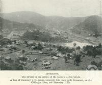 "<span class=""caption-caption"">Irvinebank</span>. <br />From <span class=""caption-book"">Tours in the Cairns District, Handbook to Cairns and Hinterland</span>, <span class=""caption-creator"">Queensland Railways</span>, Brisbane, 1912, collection of <span class=""caption-contributor"">Centre for the Government of Queensland</span>."